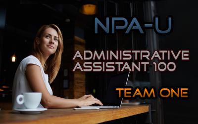 Admin Assistant 100