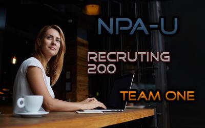NPA Recruiting 200