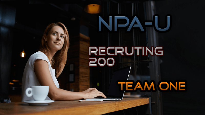 NPA Recruiting 200
