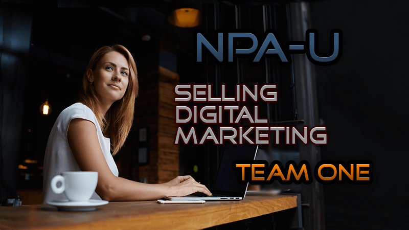 Selling Digital Marketing
