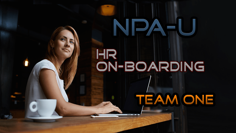 HR On-Boarding
